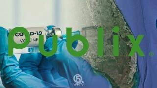Publix COVID-19 vaccine Florida