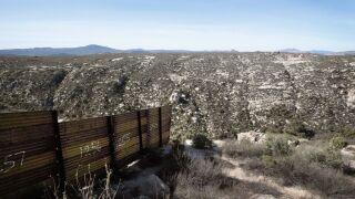 Border Wall Getty 012719