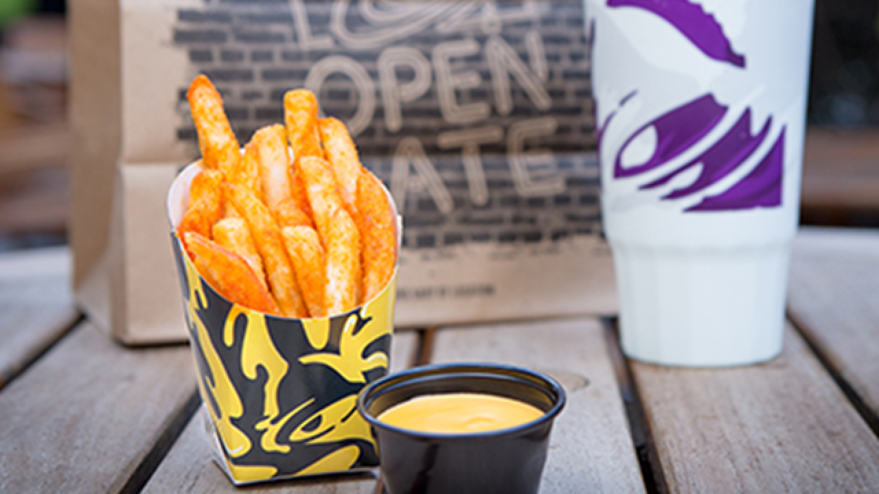 Rumors confirmed: Taco Bell debuts $1 Nacho Fries