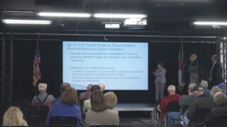 Lawmakers host town hall for senior citizens