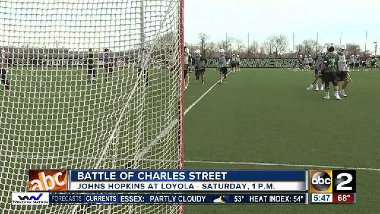 Battle of Charles Street resumes Saturday