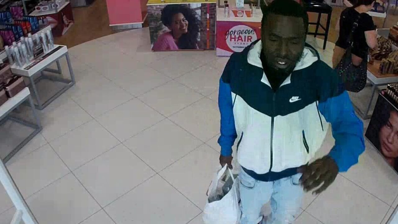 Suspect accused of stealing $13,000 worth of fragrances from Suffolk Ulta store