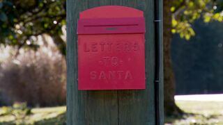 East Nashville Santa Drop Box