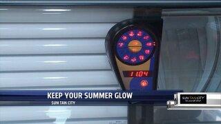 Sun Tan City: Keep Your SummerGlow