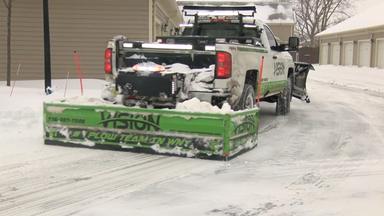 Vision Lawn Care & Snow Removal booming during pandemic