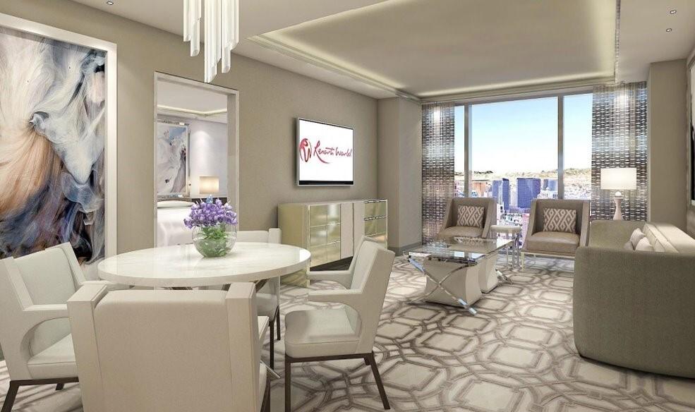 Crockfords Las Vegas - One Bedroom Suite Rendering 1.jpg