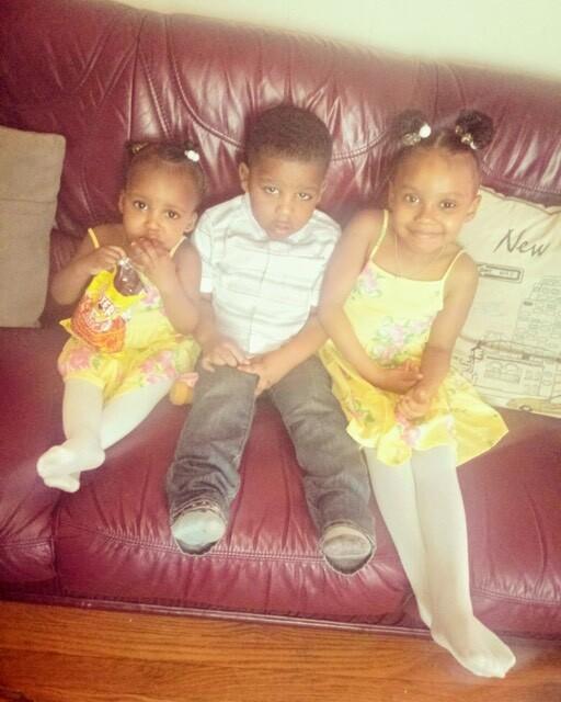 Vaneejsha Reese's children