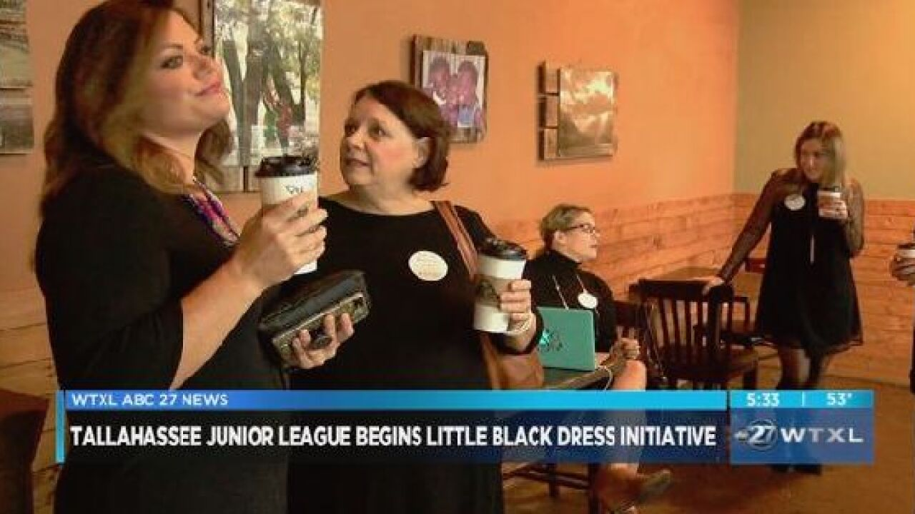 Little Black Dress Initiative raises awareness of food insecurity 2