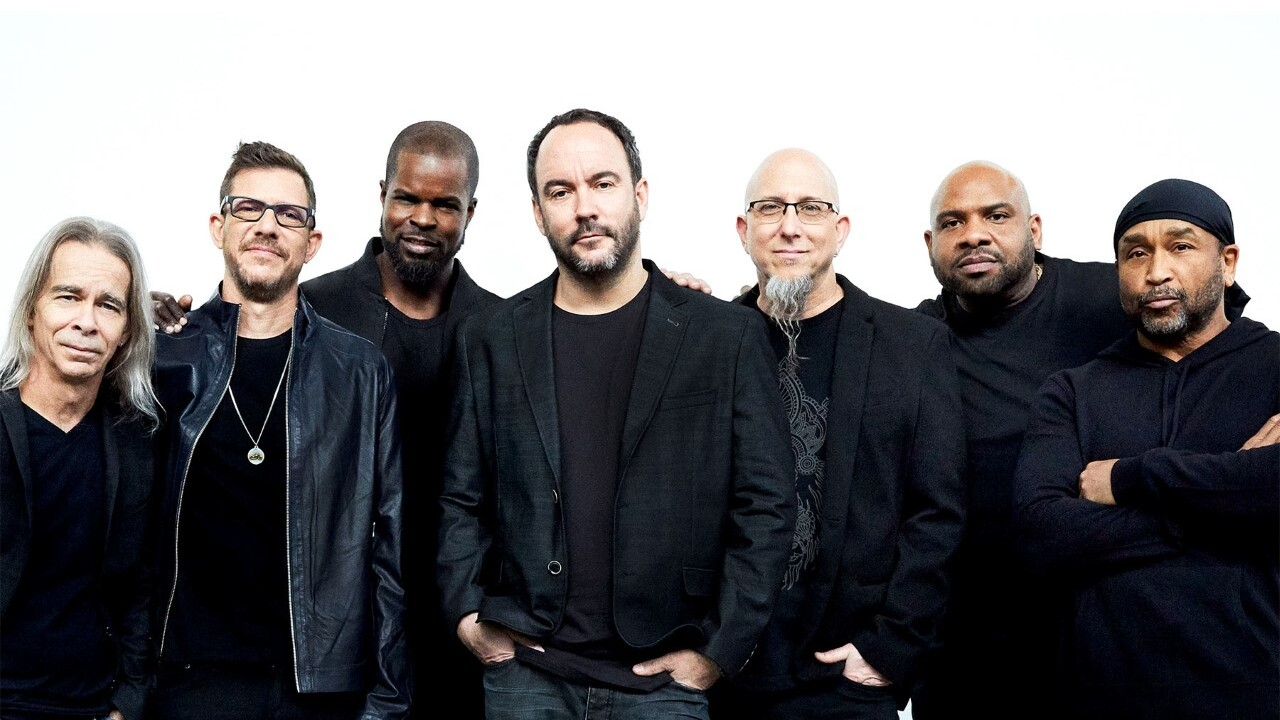 Dave Matthews band to perform in GR part of 2020 tour