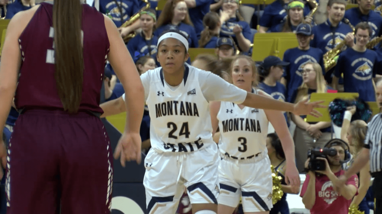Montana State Bobcats learning to step up on offense in crucial road wins