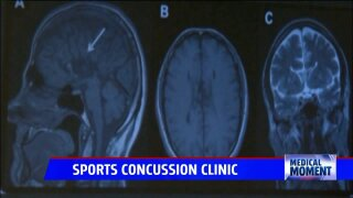 Medical Moment: Spectrum Health Sports ConcussionClinic