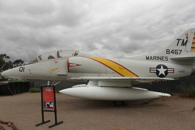 PHOTOS: Planes of MCAS Miramar's Flying Leatherneck Museum