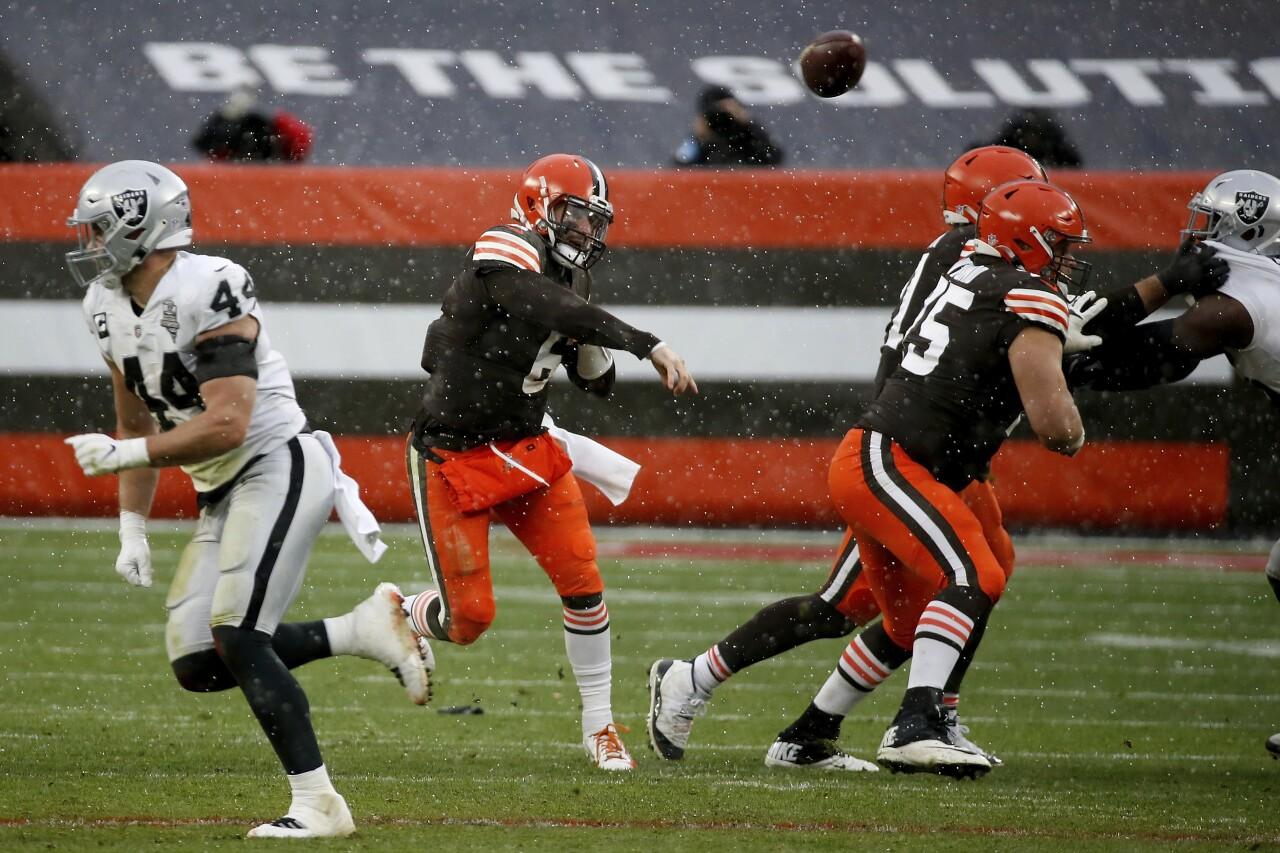 Browns Raiders