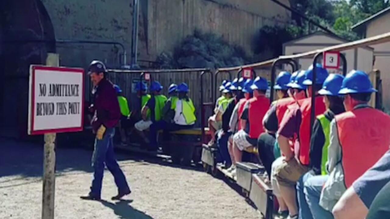 SHH! Secrets about Copper Queen Mine