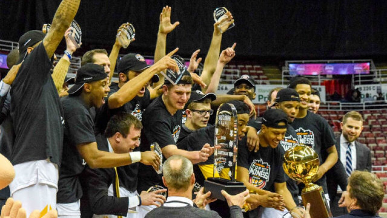 Northern Kentucky University's trip to the NCAA tournament is about much more than just basketball