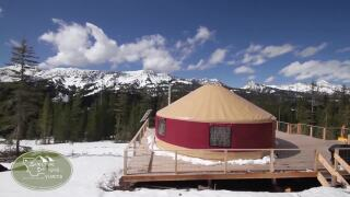 Montana Made: Shelter Designs Yurts