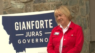 Recording: Gianforte running mate says he `wouldn't veto' right-to-work
