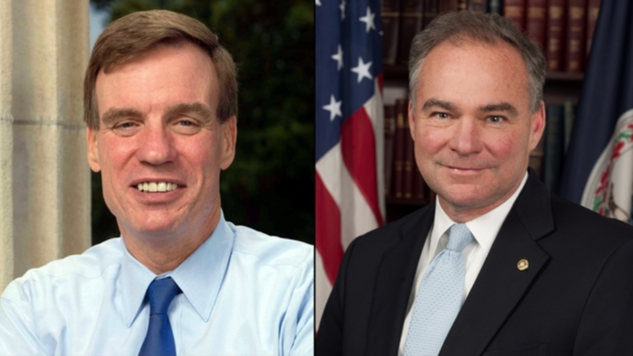 Warner, Kaine introduce legislation to secure pensions and healthcare for Virginia coal miners