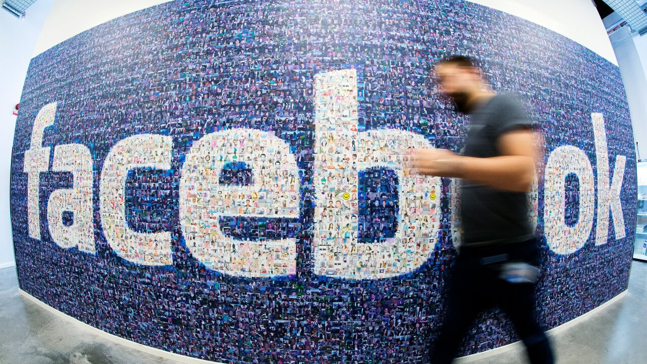 Facebook unveils new logo to help differentiate it from its other brands