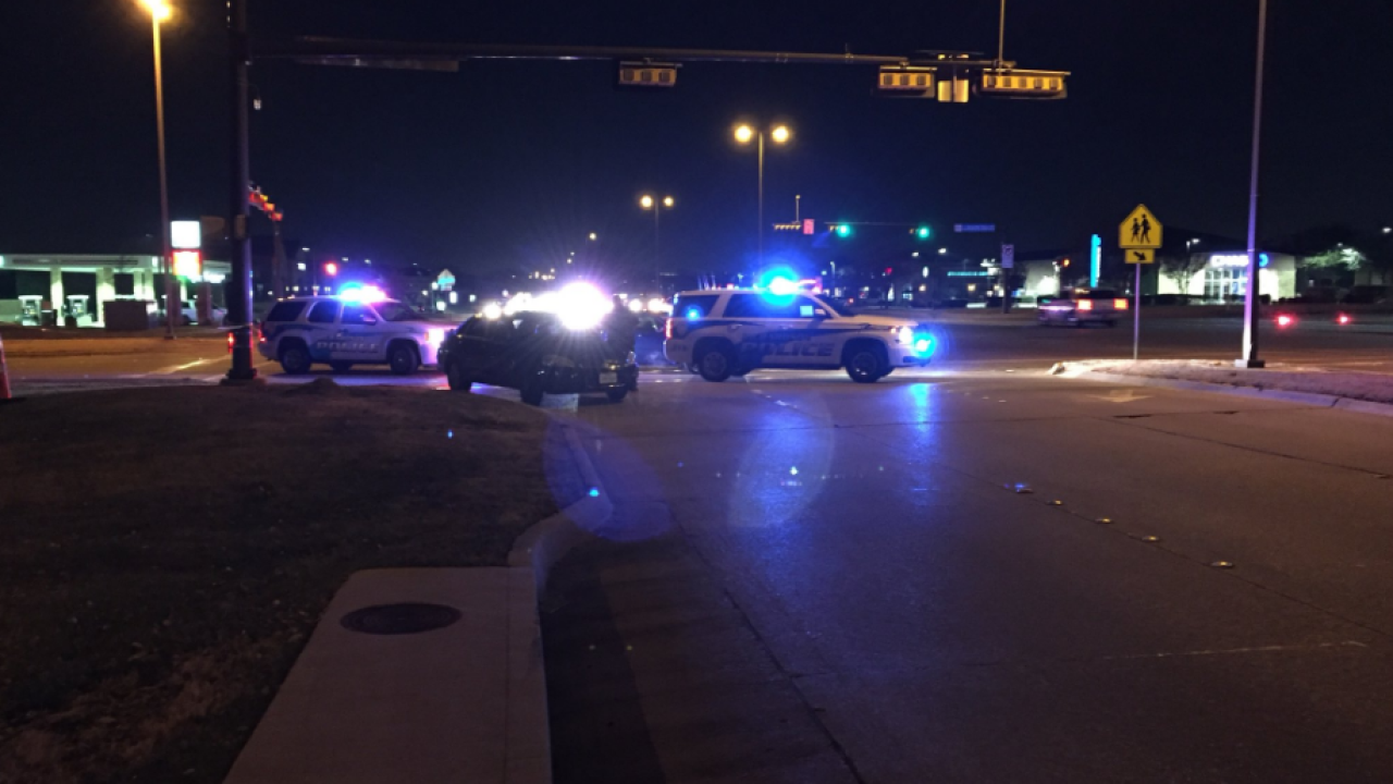 North Texas officer killed in shooting identified