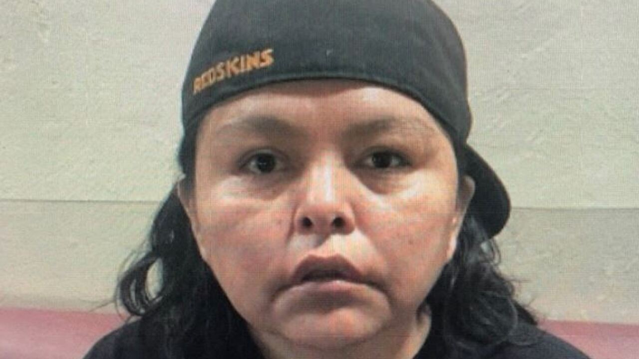 Pima County Sheriff's deputies are looking for a missing, vulnerable 45-year-old woman.  Tanya Clawson, who stands 5-5 and weighs 250 pounds, has brown eyes and black hair.
