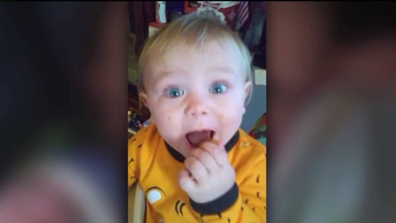Family remembers toddler who may be victim of child abuse homicide