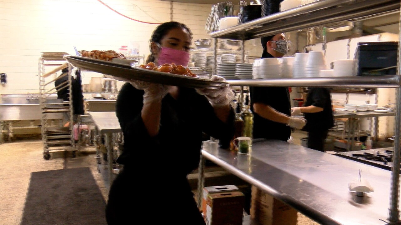 Local restaurants receive grants to keep staff employed
