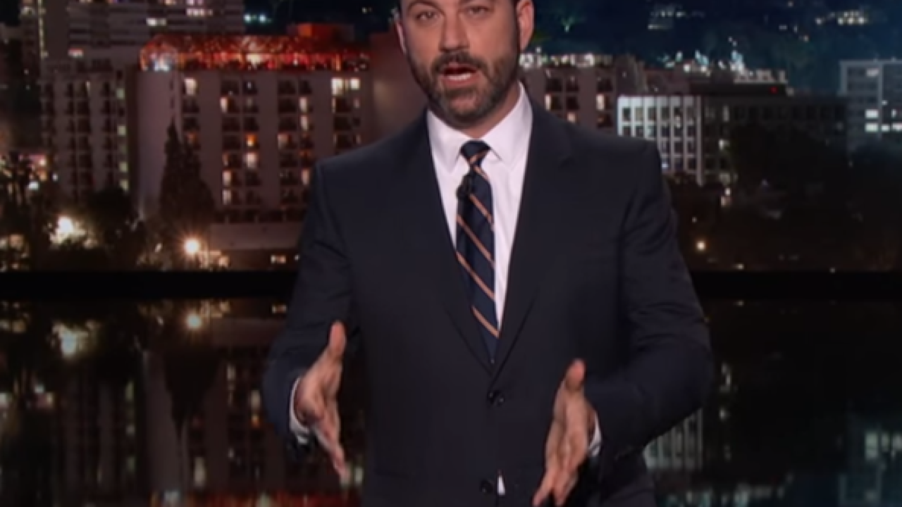 Jimmy Kimmel returns, talks health care and reaction to his emotional monologue