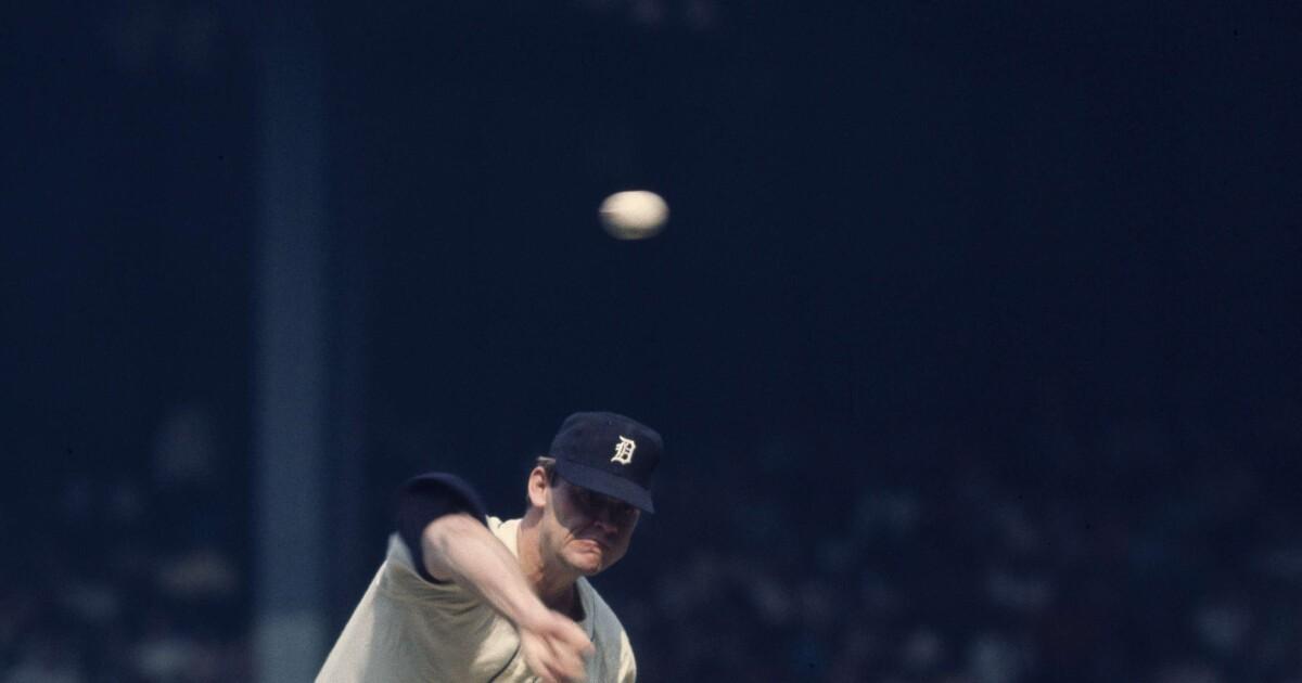 Former Detroit Tiger Denny McLain selling massive amount of sports memorabilia