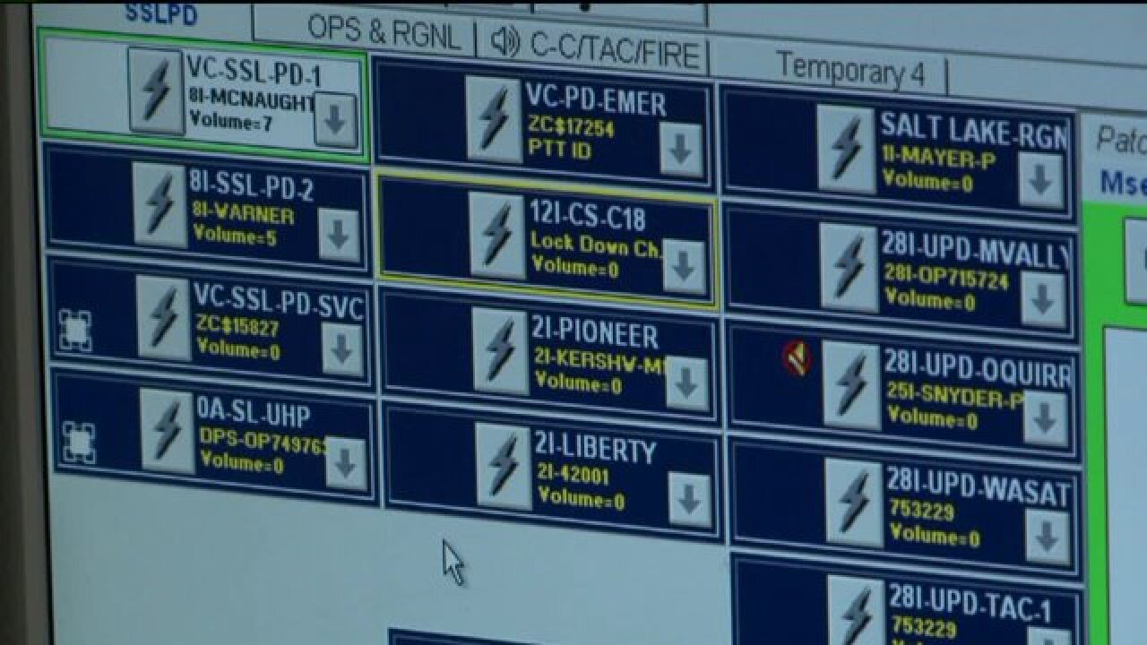 Agreement aims to bring single-software system to 911 dispatchers in Salt LakeValley