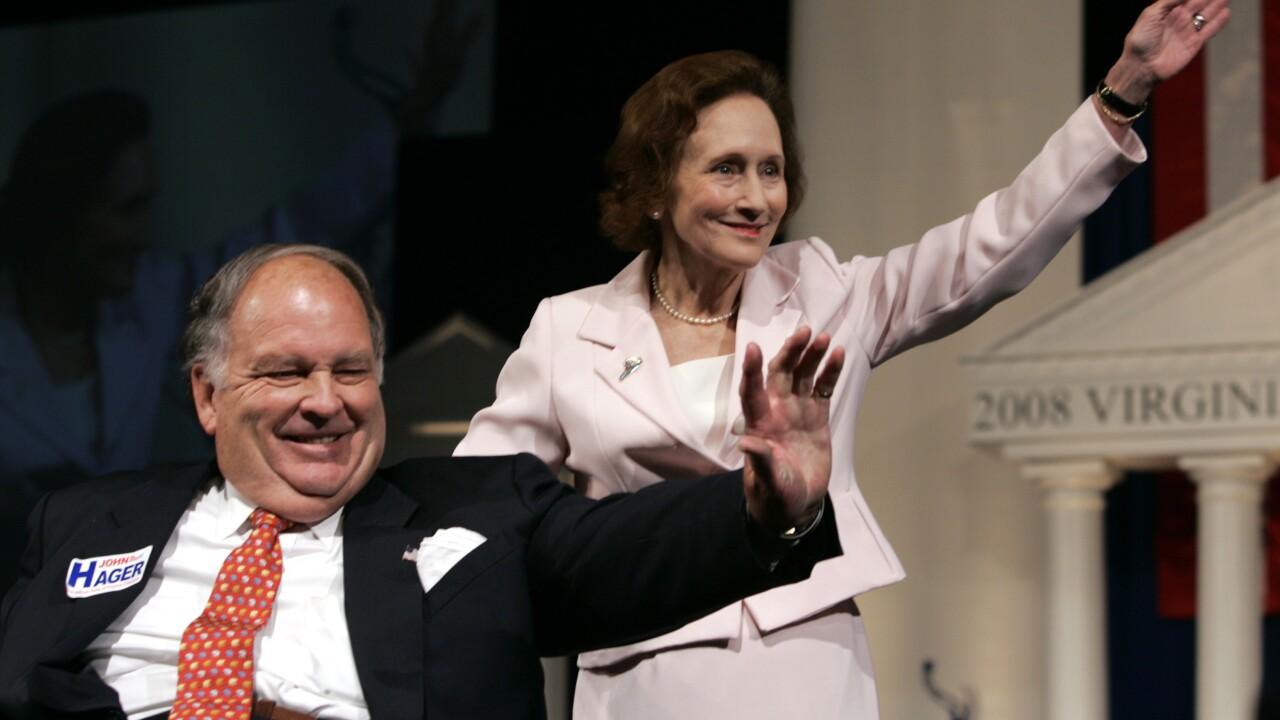John Hager, Maggie Hager