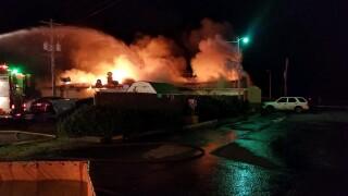 Stuckey's fire-1