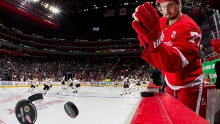 Detroit Red Wings announce schedule for 2019-20 season