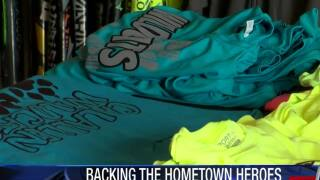 Calallen celebrates big win: Backing the hometown heroes