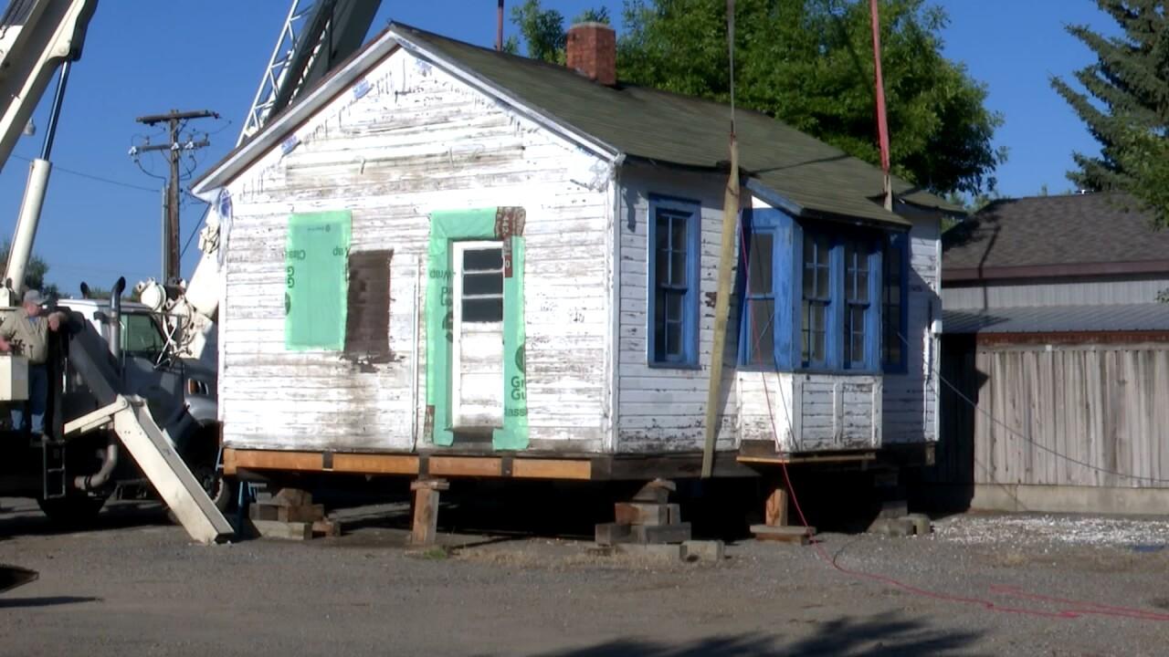 East Helena Depot 2019