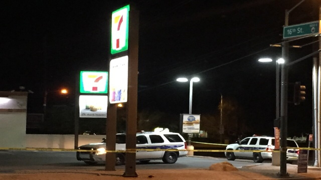 PHX clerk killed during early morning robbery