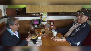 After 52 years of marriage, this Colorado couple eats the same meal at Chili's every day
