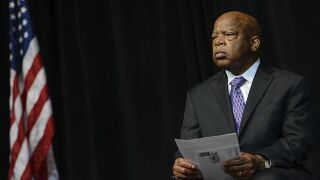 Rep. John Lewis diagnosed with pancreatic cancer