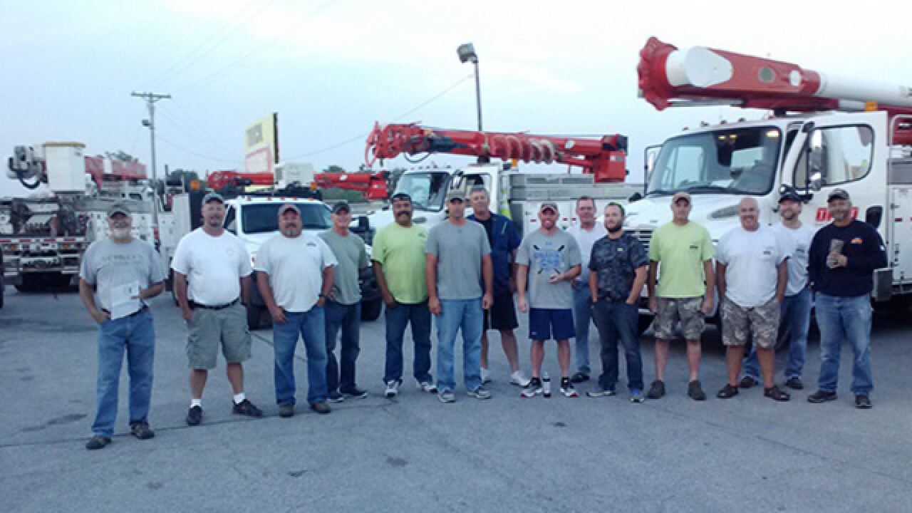 OPPD crews to help in Florida