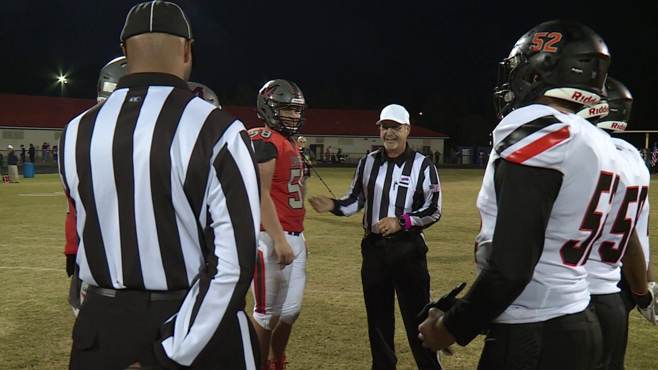 They Want You: Central Virginia high school football officials need new recruits