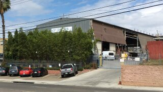 Worker killed by falling iron beams at Spring Valley business identified