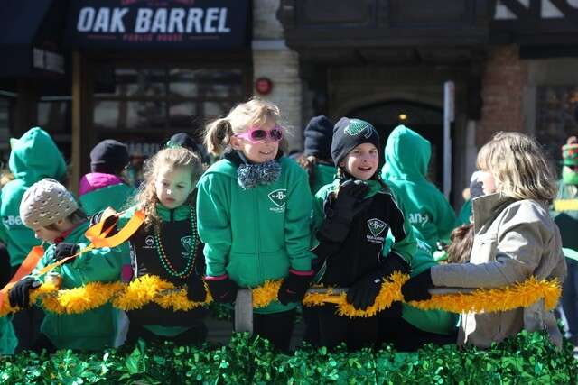 Milwaukee ranks top-15 for St. Patrick's Day celebrations.