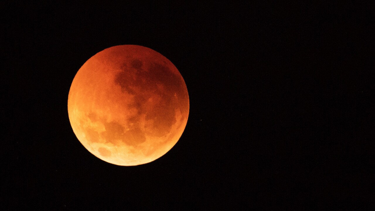 The July 2018 Lunar Eclipse