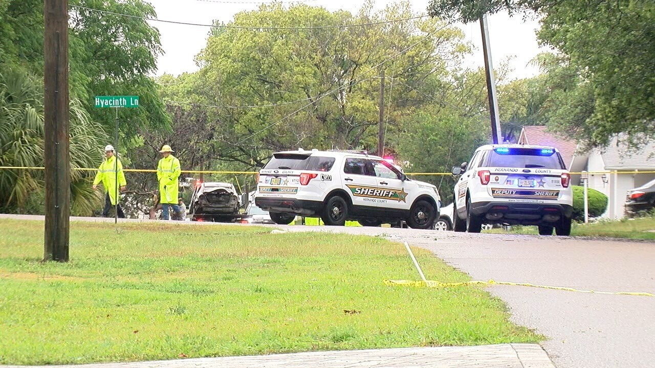 Spring Hill teen electrocuted