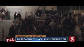 The Bridge Ministry helps feed Nashville homeless