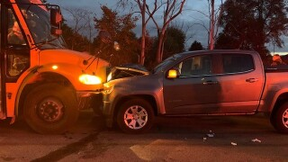 Belding Road and Blakely crash 10/22/21