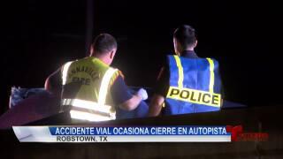 Accidente Vial Ocasiona Cierre en Autopista