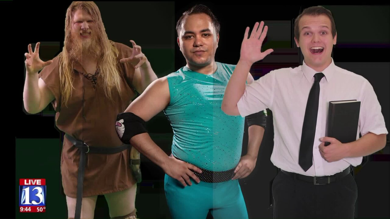 Local gym brings 'SmackDown'-style wrestling toUtah