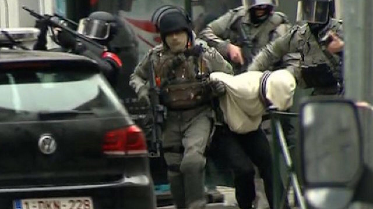 Suspect backed out of being Paris bombing