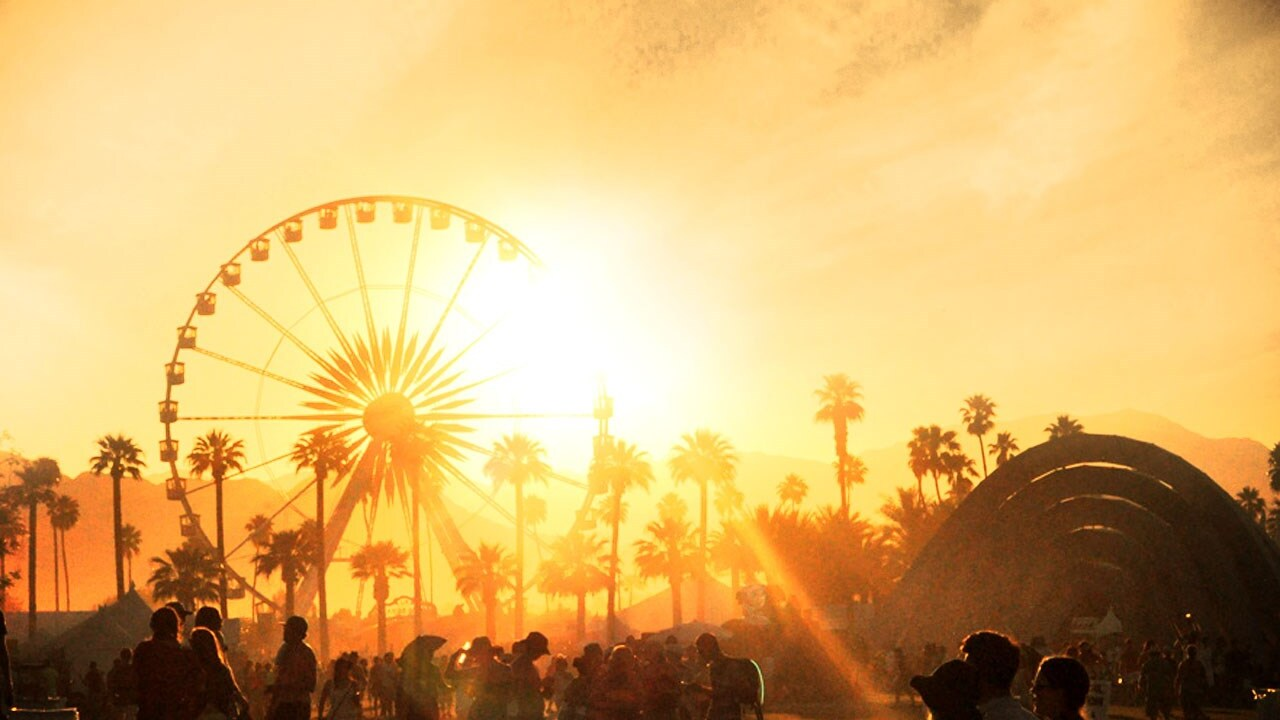 Coachella worker dies after fall in staging area